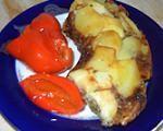 Musaca de Ovaz cu Cartofi