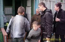 """Elevii din Şendriceni implicaţi în """"Săptămâna legumelor donate"""""""
