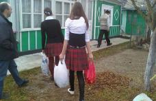 Lecţii de viaţă cu elevii Grupului Şcolar Regina Maria