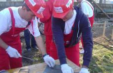 Fundatia Vodafone Romania: 400.000 de euro pentru constructia de case destinate familiilor defavorizate