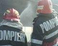 40 tone de furaje distruse în două incendii
