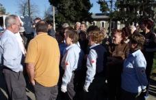EXCLUSIV: Divergenţe apărute între Crucea Roşie din Dorohoi şi omologii lor din Germania