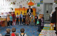 """[VIDEO][GALERIE FOTO] Grădiniţa  nr. 10  Dorohoi: """"Împreună  pentru  copiii  noştri"""""""