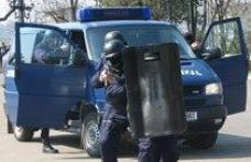 Jandarmii vor asigura ordinea publică la meciul de fotbal dintre F.C. Botoşani şi Steaua II Bucureşti