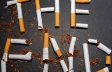 Ţigări şi alcool confiscate de poliţiştii botoşăneni