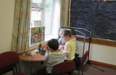 Noi grădiniţe şi centre after-school cu fonduri europene