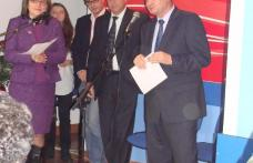 Lansarea SARBATORILOR DE IARNA la sediul PSD Botosani