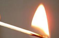 Gospodărie salvată de la incendiu