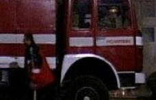 Incendiu provocat de un reşou lăsat nesupravegheat