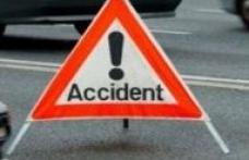Şeful de la Crimă Organizată a fost implicat într-un accident rutier
