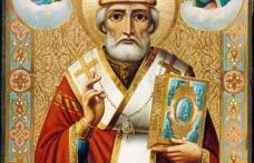 De la Sfantul Nicolae, la Mos Nicolae