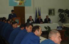 Evaluarea activităţii desfăşurate de Inspectoratul de jandarmi Judeţean Botoşani în anul 2010