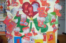 Elevii scolii nr. 5 Dorohoi, se imprietenesc cu cei din Cristinesti si Dragalina