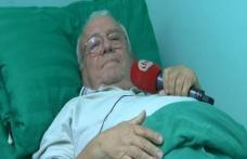 Alexandru Arşinel a fost operat pe datorie. Cum comentează artistul situaţia