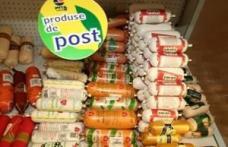 Produsele de post din magazine, dăunează sănătăţii