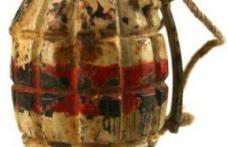 Grenadă găsită într-o fântână din Corni