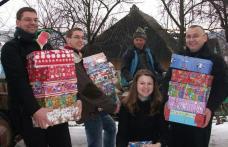 Reprezentanții HCI au oferit cadouri la peste 4600 de copii