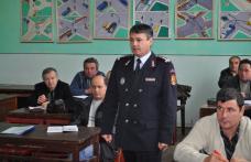 [VIDEO][FOTO] ISU Botoşani instruieşte în domeniul situaţiilor de urgenţă şefii S.V.S.U. din judeţ