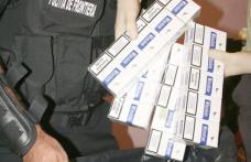 Dorohoian prins cu ţigări de contrabandă