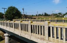 Podul de peste pârâul Buhai va fi reabilitat