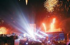 Programul manifestarilor in noaptea de revelion la Botosani