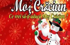 Cadouri de la Moș Crăciun pentru copiii sinistrați din Dorohoi