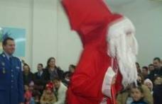 Moş Crăciun la Jandarmerie …