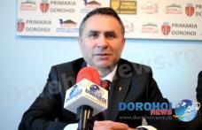 """Victor Mihalachi, finanțator FCM Dorohoi: """"Am felicitat echipa și sunt mulțumit de cum s-a jucat"""" - VIDEO"""