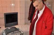 [VIDEO] Spitalul Municipal din Dorohoi s-a îmbogăţit cu un ecograf