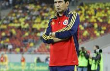 """Piţurcă: """"Sunt prea supărat şi nefericit pentru a mă gândi la demisie. Felicit echipa Greciei, care s-a calificat"""""""