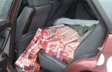Tânăr prins cu ţigări de contrabandă