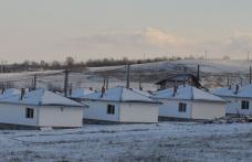 Dorohoi : O parte din sinistrati s-au mutat in case noi