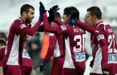 CFR Cluj - FC Botoşani, scor 3-1, în Liga I