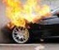 BMV-ul unui dorohoian incendiat de un cablu electric defect