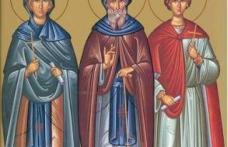 AZI 8 IANUARIE - Cuv. Gheorghe Hozevitul şi Emilian Mărt.; Cuv. Domnica (Sâmbăta după Botezul Domnului)