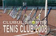 "Turnee ""Tenis 10 FRT"", organizate la Dorohoi de C.S. TENIS CLUB 2008"