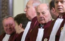 Deciziile Curţii Constituţionale dezamăgesc milioane de români