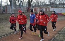 FCM Dorohoi a efectuat primul antrenament din 2014. Vezi lotul echipei!