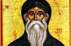 În aceasta luna, în ziua a unsprezecea, pomenirea cuviosului parintelui nostru Teodosie, începatorul vietii de obste si dascalul pustiului