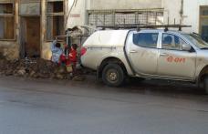 Demolarile provoaca probleme furnizorului de energie electrica