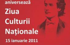 Ziua Nationala a Culturii si a Zilelor Eminescu 2011