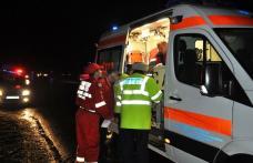 UPDATE : Accident deosebit de grav in apropierea Popasului Cucorani