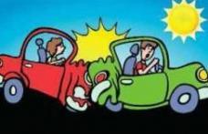In caz de accident, soferii ar putea plati distrugerile provocate pe drum