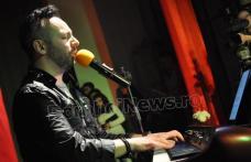 Vezi reacția lui Ovi, reprezentantul României la Eurovision 2014, după recitalul de la Dorohoi – VIDEO/FOTO