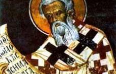 În această lună, în ziua a optsprezecea, pomenirea celor între sfinţi părinţii noştri Atanasie şi Chiril, patriarhi ai Alexandriei