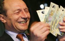 Băsescu vrea bani de la buget pentru candidaţii în alegeri