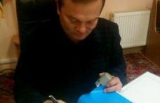 Dorin Alexandrescu din nou la Bucuresti pentru sustinerea proiectelor