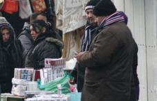 Ţigări confiscate în Piaţa Centrală Botoşani