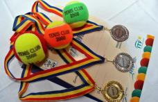 """Al III-lea Turneu """"Tenis 10 FRT"""", organizat la Dorohoi de C.S. TENIS CLUB 2008 - FOTO"""