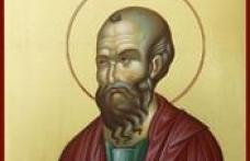 În această lună, în ziua a douăzeci şi doua, pomenirea sfântului apostol Timotei, ucenicul sfântului apostol Pavel